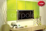 3D дизайнерские стеновые панели artpole