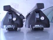 Дуги поперечные под багажник Opel