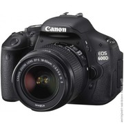 (Fotoforma) Canon EOS 600D Kit 18-55mm IS II