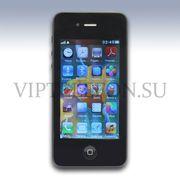 копии телефонов Apple iPhone 5 копия,  2 сим,  цветной ТВ,  радио,  Java