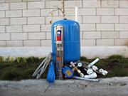 Обустройство скважин на воду,  обвязка скважины на воду в Гродно