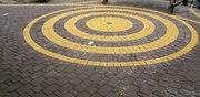 Благоустройство территории, укладка тротуарных плит