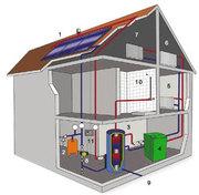Канализация и водопровод в коттеджах и частных домах.