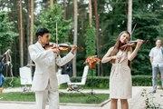 Скрипичный дуэт Дольче на ваше торжество