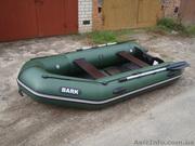 Продам надувную лодку Барк 310.