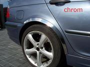 Накладки металлические на колес-е арки.Бесплатная доставка по Беларуси