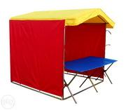 Палатка торговая складная GraLech
