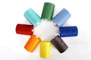 Нитки швейные армированные и хлопчатобумажные