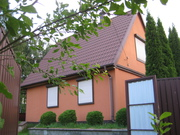 Загородный дом на приватизированном дачном участке