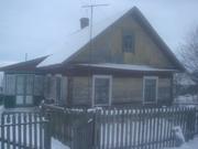 Дом в агрогородке с хозпостройками и приусадебным участком