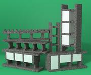 Блок повышенной комфортности несъемной опалубки Теколит (Tecolit)