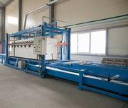 Европейское автоматическое оборудование для производства пенопласта