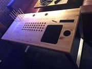 Функциональный компьютерный стол