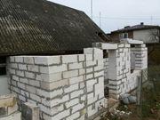 Незавершенный дом в центре Гродно по ул. Ватутина
