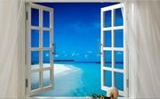 Окна,  двери,  балконные рамы и перегородки ПВХ