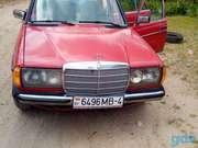 Mercedes-Benz E-Класс W123 5 -tistupka,  1983